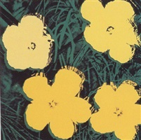 flowers, [ii.72] by andy warhol